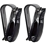 HOT SYSTEM™ Car Visor Glasses Sunglasses Ticket Clip Holder 2-pack