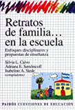 img - for Retratos de Familia / The Analytic Session (Spanish Edition) book / textbook / text book