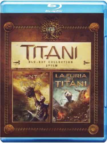 Titani - Scontro tra titani & La furia dei titani [Blu-ray] [IT Import]