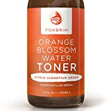 Orange Blossom Water Toner - 100% All-Natural Face Toner - Beautiful Floral...