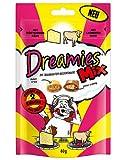 Dreamies Katzensnack Mix mit Käse und Rind 6er Pack (6 x 60g)