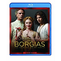 The Borgias: The Third Season (Blu-ray)