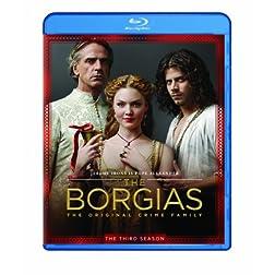 The Borgias: The Third Season (Blu-ray)