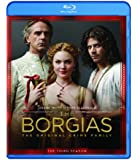 The Borgias: Season 3 (Blu-ray)