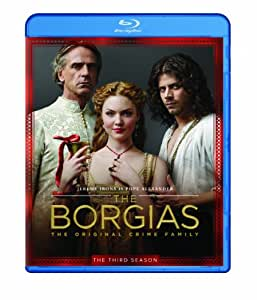 The Borgias: Season 3 (Blu-ray)