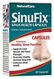 NaturalCare SinuFix Capsules, Promotes Healthy Sin...