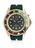 KYBOE! Reloj automático Unisex Verde Oscuro 48 mm