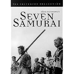 Seven Samurai (Criterion Collection Spine #2) (2003)