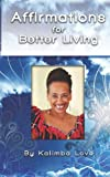 img - for Affirmations for Better Living book / textbook / text book