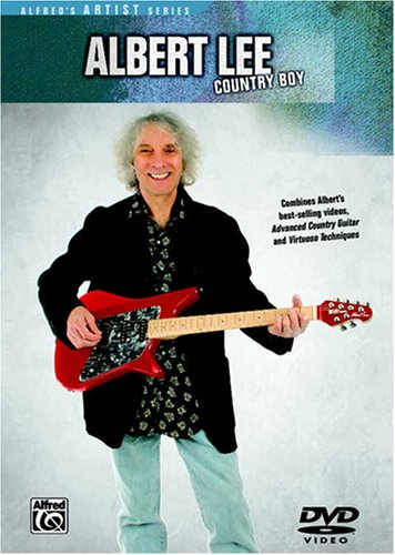 Albert Lee Country Boy (DVD) [2006]
