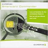SCM Chipdrive Smart Card Commander V1.0.1 Professional  Editition Software CD