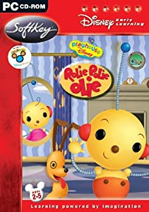 Disney Early Learning Rolie Polie Olie: Amazon.co.uk: Software