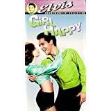 Elvis / Girl Happy [VHS]
