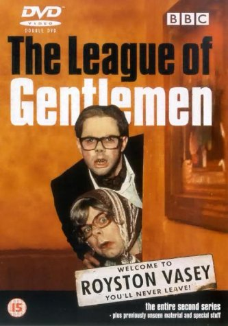 League of Gentlemen Series 2 (2 disc set) [DVD]