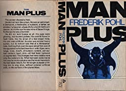 "Cover of ""Man Plus"""