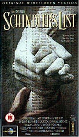 La Liste de Schindler [VHS] [UK Import]