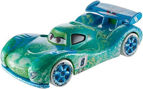 Disney/Pixar Cars Ice Racers 1:55 Scale Diecast Vehicle, Carla Veloso