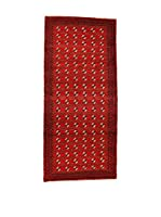 Kilim Carpets by Jalal Alfombra Belucistan Mashad (Rojo/Multicolor)