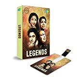 #2: Music Card: Legend (320 Kbps MP3 Audio) (4 GB)