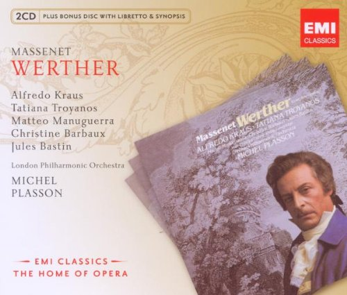 Werther New Opera Series - Massenet - CD