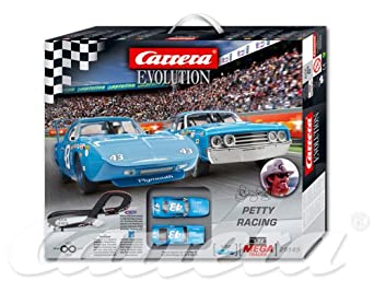 Carrera Evolution Pretty Racing Slot Car Set
