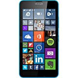 Microsoft Lumia 640 XL 8GB Unlocked GSM Quad-Core WIndows Smartphone w/ 13MP Camera - Blue