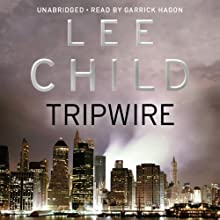 Tripwire: Jack Reacher 3 Audiobook by Lee Child Narrated by Garrick Hagon