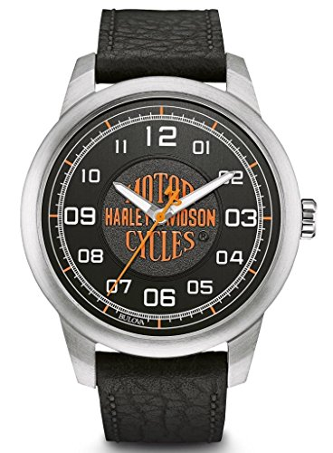Harley-Davidson Orologio da uomo 76A155