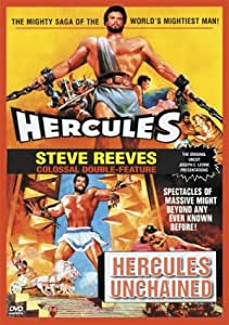 Hercules & Hercules Unchained [DVD] [Region 1] [US Import] [NTSC]