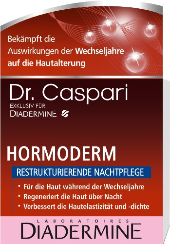 Diadermine Dr. Caspari Hormoderm Nachtpflege, 50 ml