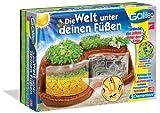 Clementoni - Juguete educativo de hábitats (69997) (versión en alemán)