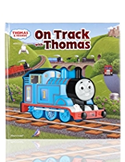 On Track with Thomas & Friends© Sound Book