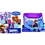 Disney Frozen Learning And Development Floor Memory Match Game With Large Puzzle Variations