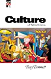 Culture: A Reformer's Science (Cultural Media Policy series) (0761959238) by Bennett, Tony