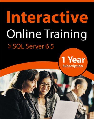 SQL Server 6.5 Database - Online Computer Training