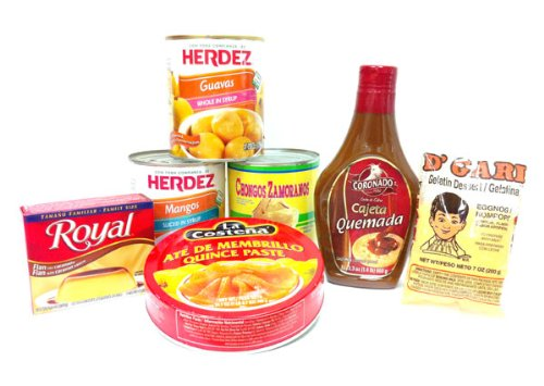The Real Deal Mexican Dessert Pack, 7 items