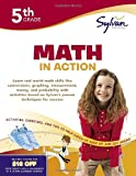 img - for Fifth Grade Math in Action (Sylvan Workbooks) (Math Workbooks) book / textbook / text book