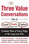 The Three Value Conversations: How to...