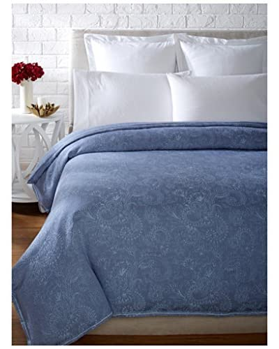 Peacock Alley Lucy Ray Duvet  [Blue]