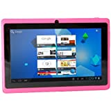 "7"" Touch Screen Allwinner A13 1.0GHz CPU Android 4.0 Tablet PC 4GB HDD 512MB"