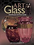 img - for By John A., III Shuman Art Glass Identification & Price Guide [Paperback] book / textbook / text book