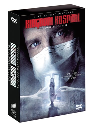 Stephen King Presents: Kingdom Hospital [4 DVDs]