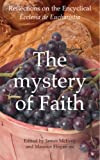 img - for Mystery of Faith: Reflections on the Encyclical Ecclesia de Eucharistia book / textbook / text book