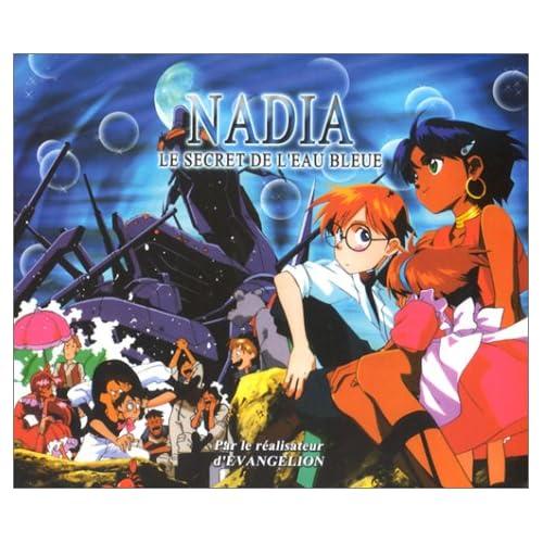 Nadia Et Le Secret De L Eau Bleu