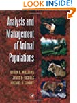 Analysis and Management of Animal Pop...