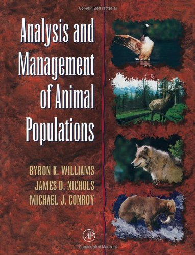 Analysis and Management of Animal Populations
