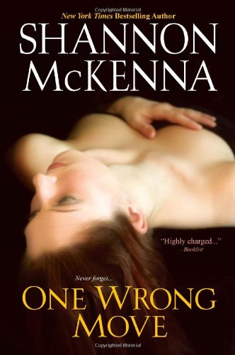 Image of One Wrong Move (The Mccloud Brothers Series)
