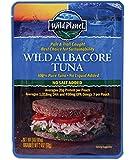 Wild Planet Albacore Tuna, No Salt, 3-Ounce Pouch