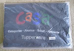 amazon com tupperware logo crystal studded tablecloth black
