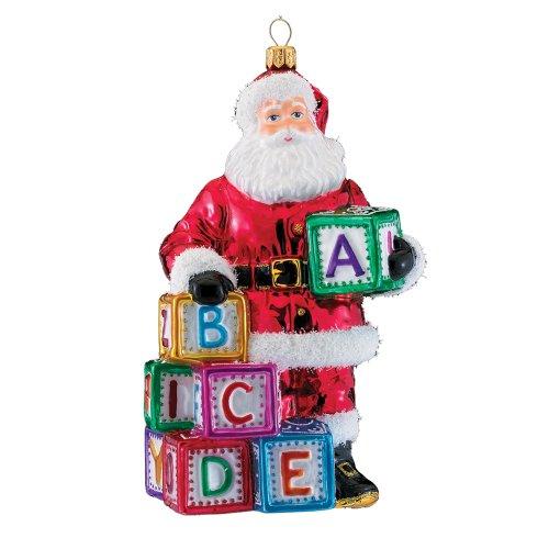 Santa Blow Up front-1036396